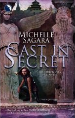 Cover of Cast in Secret