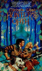 Cover of Hunter's Oath