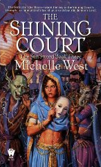 Cover of The Shining Court