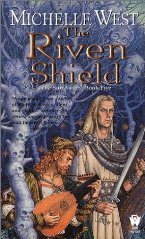 Cover of the Riven Shield