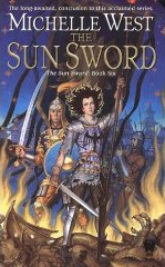 Cover of the Sun Sword