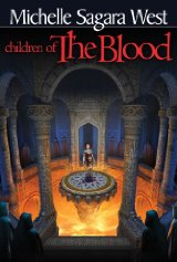 Cover of Children of the Blood